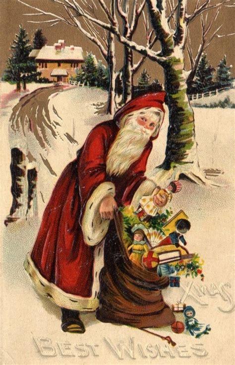 vintage christmas postcards      holiday spirit aviatstudioscom