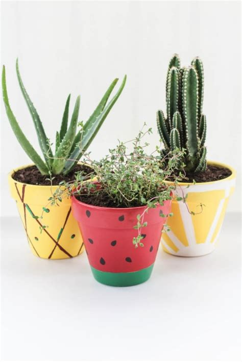 cool planters 34 the most cool diy planters and vases of 2015 shelterness