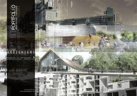 Minimal Work Desk Portfolio 2014 Architecture Amp Landscape By Elena
