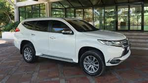 Mitsubishi Montero The Philippines Best Source Of Info On Cars And