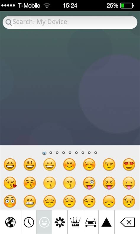 emoji keyboard for android emoji keyboard 7 для android