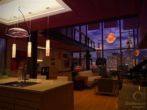 Living Room Theater Nyc Contemporary Manhattan Loft Living Ah 205