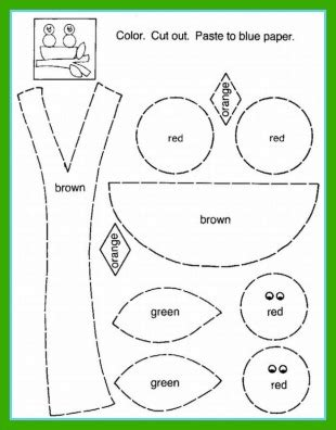 free printable preschool spring activities spring arts and crafts activity with book and song