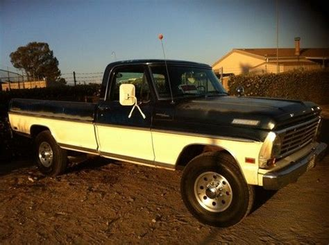 67 ford f250 sell used 67 f250 cer special in oxnard california