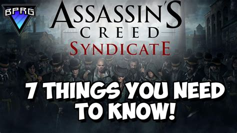 7 Things You Need To About Germs by 7 Things You Need To About Assassin S Creed Syndicate
