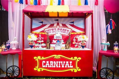 backyard carnival birthday ideas kara s ideas backyard carnival birthday kara
