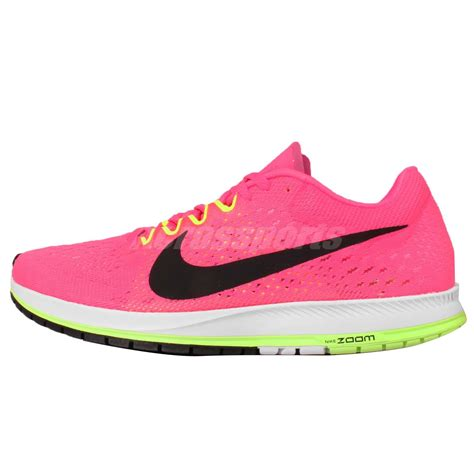 nike shoes that track your running nike zoom streak 6 vi pink mens running shoes track field