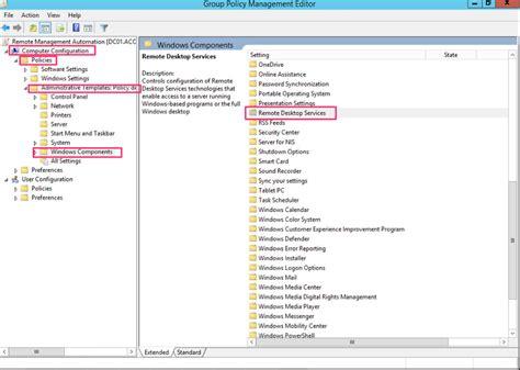 setting anonytun three via ssl rdp tls certificate deployment using gpo