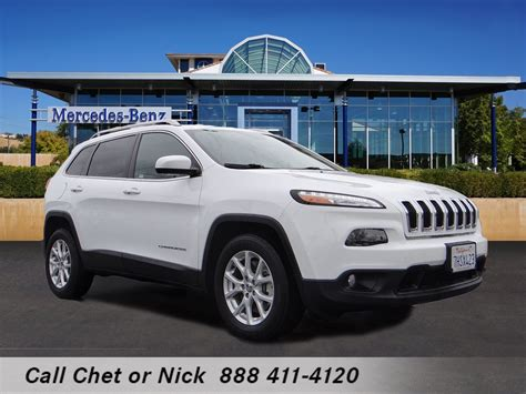 pre owned jeep pre owned 2015 jeep latitude sport utility in el