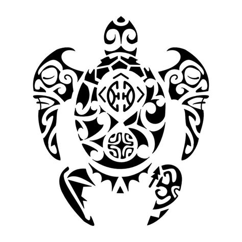 tribal family tattoo takiaho line of descent this turtle with two tiki on the
