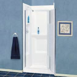 e l mustee sons 736 durawall 174 fiberglass shower