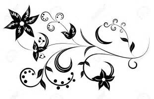 Tiffany Vines Vase Elegant Black And White Flower Clipart Clipartsgram Com