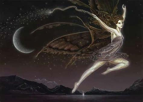 Laluna Syar I Vol 6 olhar espiritual fadas