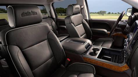 Cox Upholstery Explore The 2017 Chevrolet Silverado 1500 S Interior