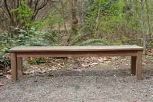 comment construire un banc en bois