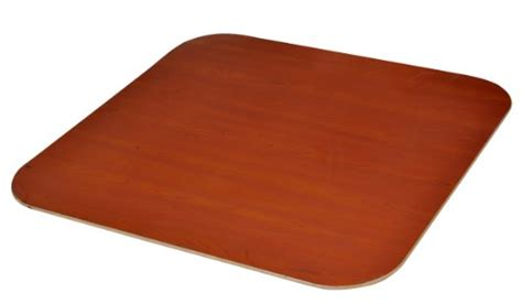Large Chair Mat by Dazz Reversible Large Chair Mat Cherry And Oak Wood