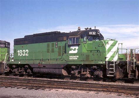 welcome to the burlington northern tribute website bn 1832