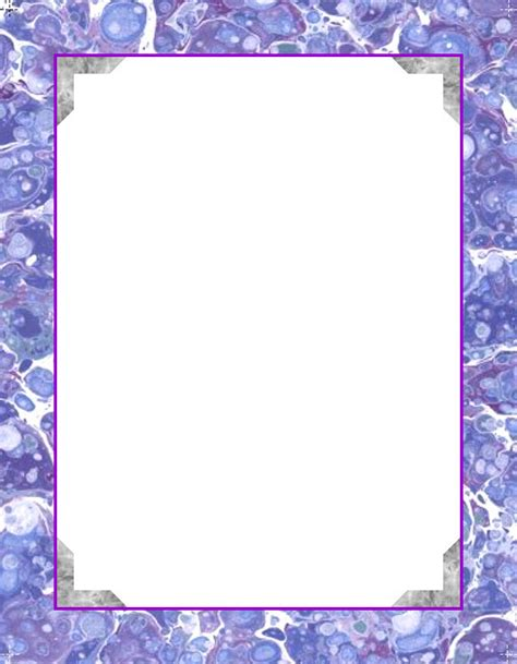 Printable Paper Photo Frames | 8 best images of free printable paper frames birger