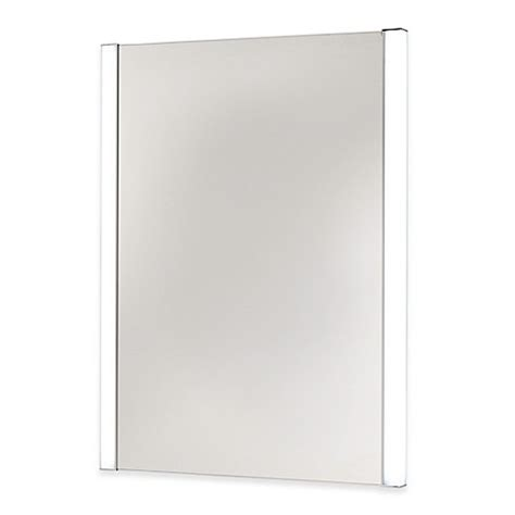kimball young bath vanity 4x magnification wall kimball young 1x 3x led vanity mirror in clear bed