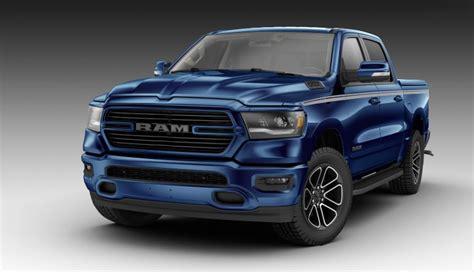 2020 dodge ram 1500 2020 dodge ram 1500 colors release date interior