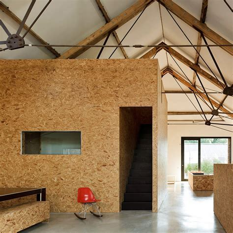 OSB Barn Lining   Independent Building Supplies