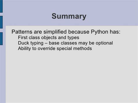 pattern questions in python patterns in python
