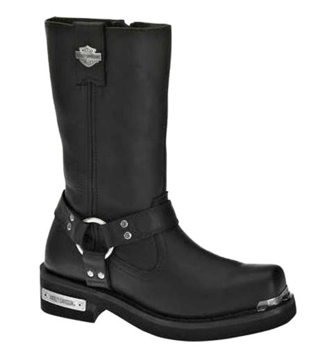 biker boots for harley davidson 174 s landon black leather