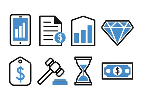 Free Mba School Of Business And Finance by Free Business And Finance Icon Set Free Vector