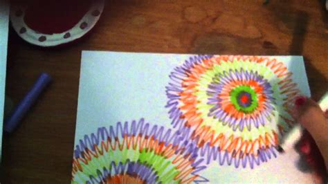 How To Make Tie Dye Paper With Markers - how to draw a tie dye picture