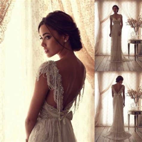 Brautkleider Junge Frauen by 61 Atemberaubende Brautkleider Im Vintage Stil Archzine Net