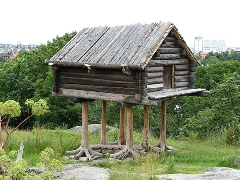 Storage Hut Tywkiwdbi Quot Wiki Widbee Quot Quot Chicken Footed Quot Building