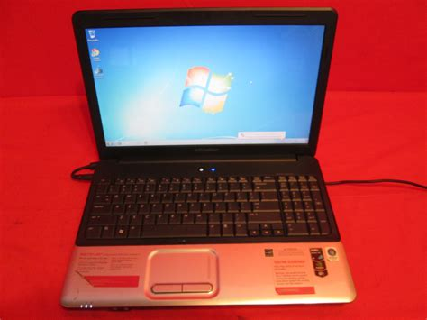hp compaq presario cq dx  gb gb laptop notebook