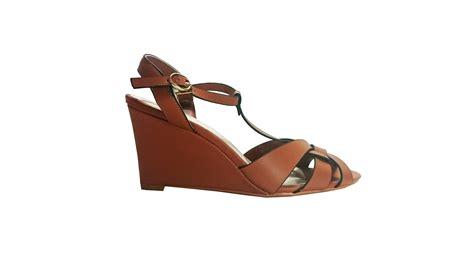 wedge sandals singapore leather wedge sandal carl oak singapore