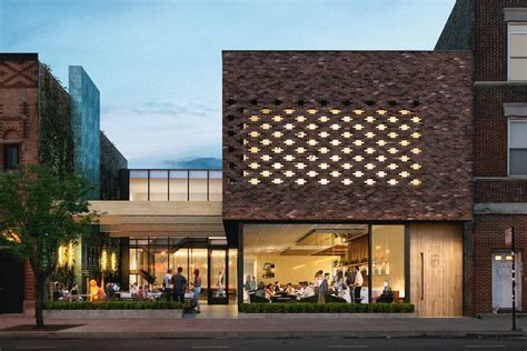 tied house a look at lakeview s upcoming tied house restaurant designed by gensler