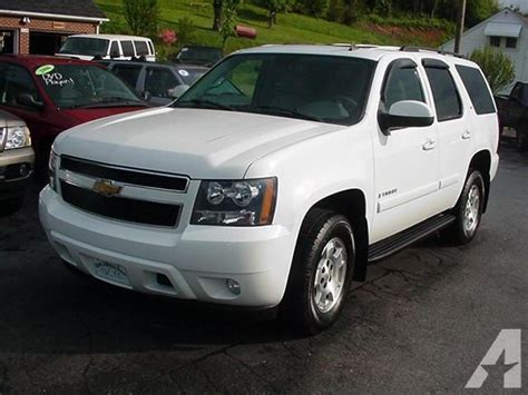 all car manuals free 2007 chevrolet tahoe user handbook 2007 chevrolet tahoe lt for sale in jefferson north carolina classified americanlisted com