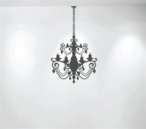 Chandelier Wall Stencil Chandelier Stencils Chandelier Reusable Stencil Available In 8 Sizes Create Chandelier