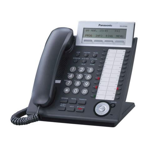 Panasonic Kx Dt333 Pesawat Digital Pabx Panasonic Kx Tda100d Panasonic Kx Dt333 Digital Phone From 163 90 00 Kx Dt333