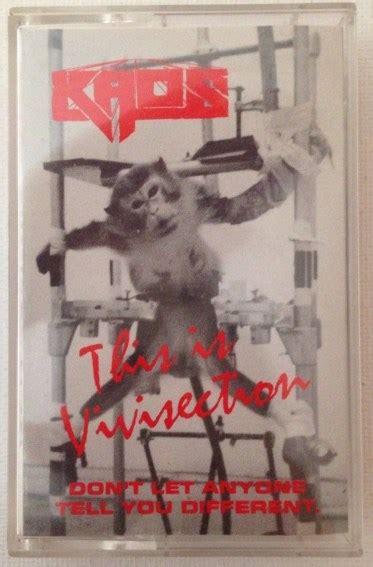 Kaos Last Forever kaos discography 1990 2012 thrash metal