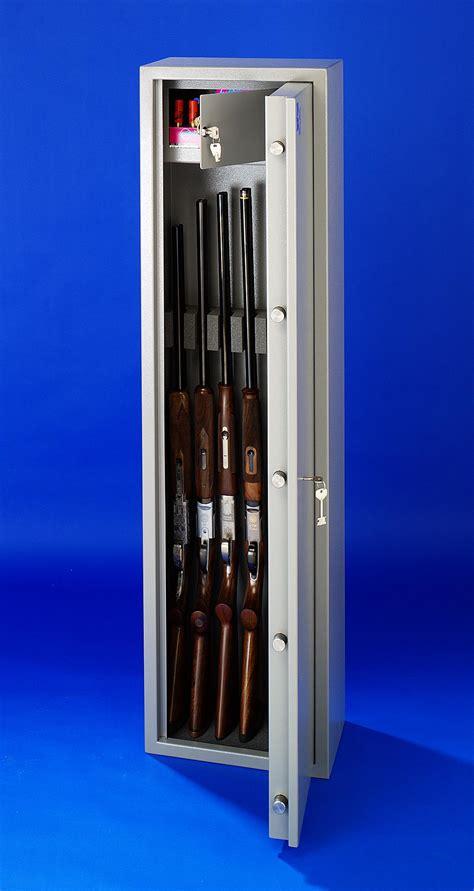 Compartment Shelf by Brattonsound 5 Gun Length Gun Cabinet Sl5 With