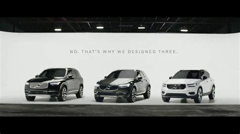 volvo xc range tv commercial designed    ispottv