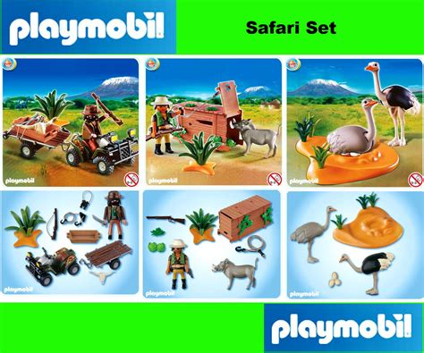 Safira Set Kebaya by Playmobil Safari Set 4834 4833 4831 Ebay