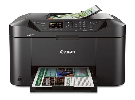 Best Small Home Office All In One Printer Canon Maxify Mb2020 Wireless Inkjet Small Office All In