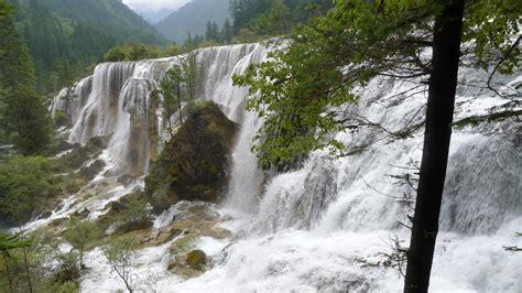 pearl waterfall china world  travel
