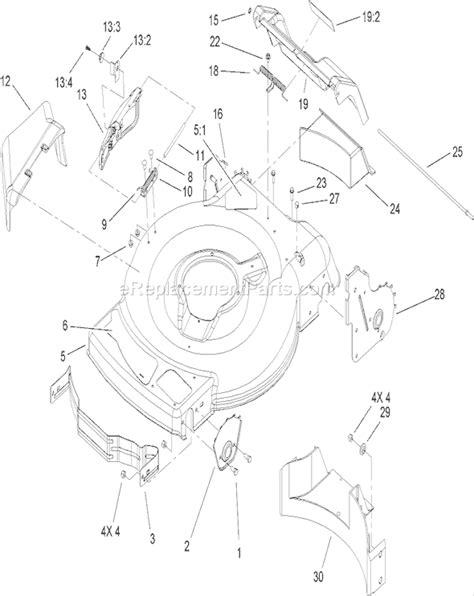 Toro Recycler 20016 Parts Diagram