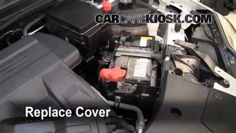 gmc terrain battery removal html autos post battery replacement 2010 2016 gmc terrain 2010 gmc terrain slt 3 0l v6