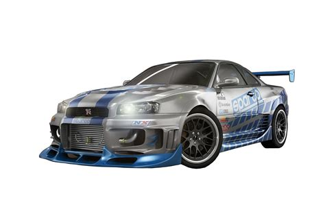 nissan skyline fast and furious 7 supercar world series