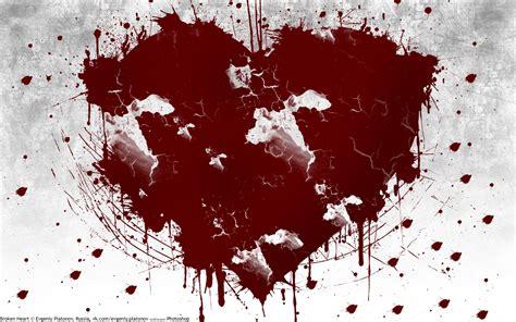 broken heart blood   crack hd wallpaper