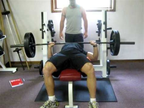 bench press 300 in 12 weeks 225x26 reps on bench press at 200 lbs bodyweight 19 years