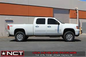 2011 chevy gm 2500hd 3500hd suspension product testing
