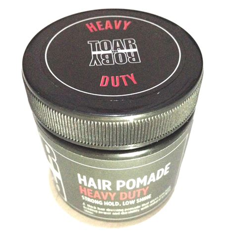 pomade toar and roby heavy duty free sisir elevenia